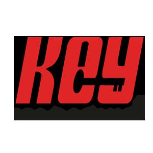 Key Magazine Logo.