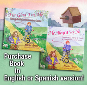Order books in English and Spanish.